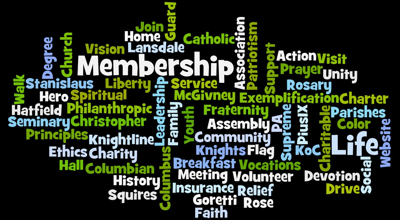 Join the Knights | Knights of Columbus - Pius IX Council 4396